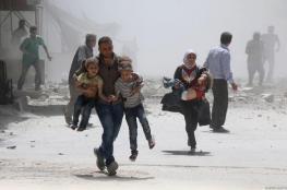 الامم المتحدة تتحدث عن وقوع جرائم حرب في الغوطة الشرقية
