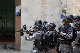 وزير القدس يطالب بتدخل دولي لوقف التصعيد الاسرائيلي
