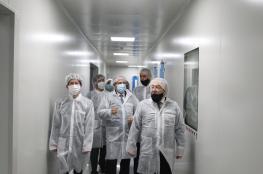 افتتاح 3 مصانع جديدة في اريحا