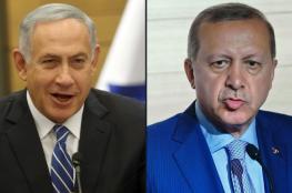 إسرائيل تخفض مستوى تمثيلها الدبلوماسي في تركيا