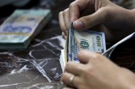 الدولار يرتفع الى أعلى سعر له مقابل الشيقل منذ نحو الشهر