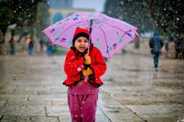 الامطار تعود يوم الثلاثاء وزخات ثلجية على المرتفعات