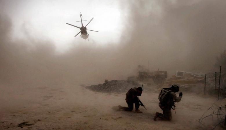 واشنطن ترفض اجلاء مئات من عناصرها بعد تعرضهم  لقصف صاروخي في العراق