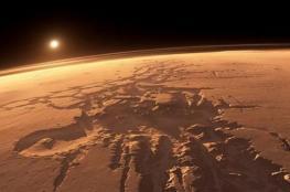 """لاول مرة منذ 10 سنوات ....المريخ في """"سماء الأرض"""""""