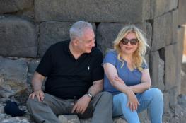 سارة نتنياهو : انا وزوجي نعيش حياة تقشف وغير معتادين على حياة الملوك