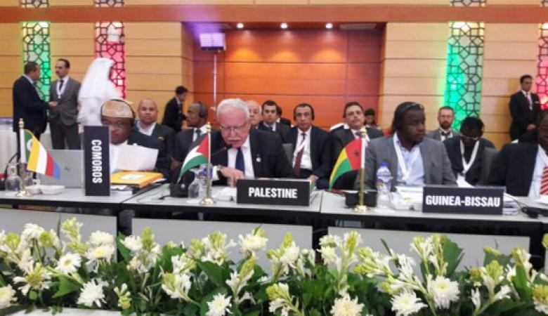 جدة: انطلاق الاجتماع الطارئ لوزراء خارجية منظمة التعاون الاسلامي