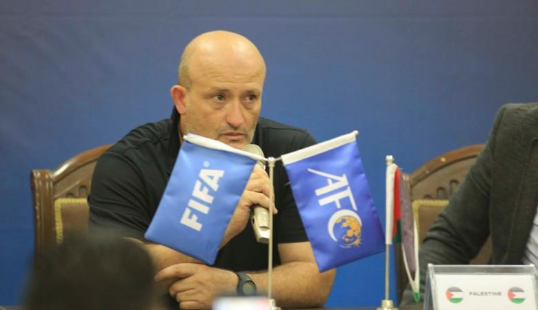"""مدرب """"الفدائي"""": طوينا صفحة أوزبكستان ونستعد للقاء سنغافورة"""