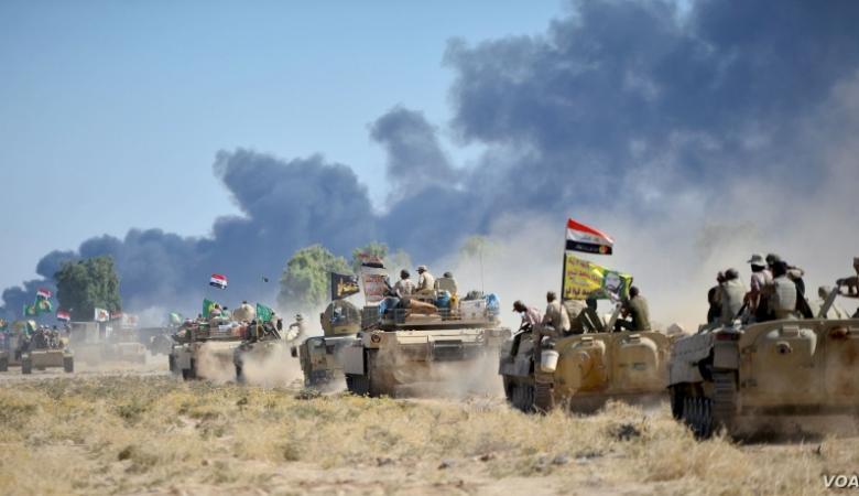 الجيش العراقي ينسحب من المدن لأول مرة منذ  16 عاما