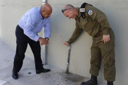 فتح تحقيق في مشاركة رئيس بلدية بيت جالا مع مسؤول كبير في مكتب منسق الاحتلال