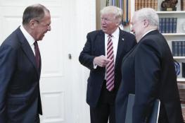 ترامب : على روسيا احتواء بشار الاسد وايران