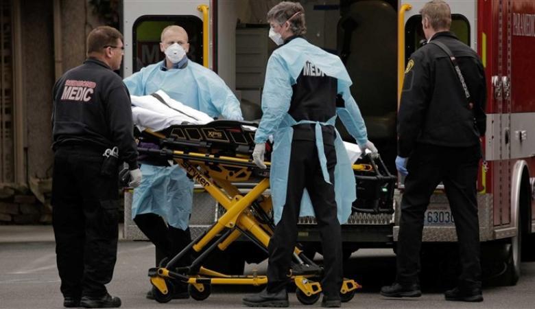 اميركا : أكثر من 900 وفاة بفيروس كورورنا خلال 24 ساعة الماضية