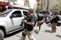 الامن اللبناني يقبض على قيادي من داعش هرب من سوريا