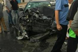 10 اصابات في حادث سير شرق رفح