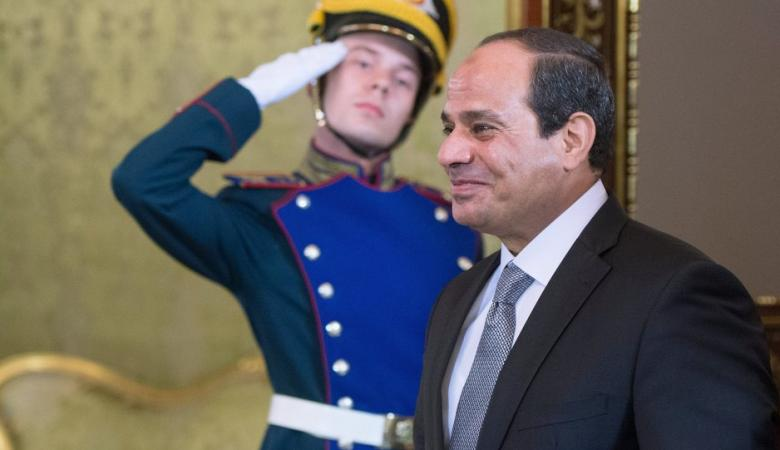 السيسي : مصر هتصدر الكهرباء للعالم