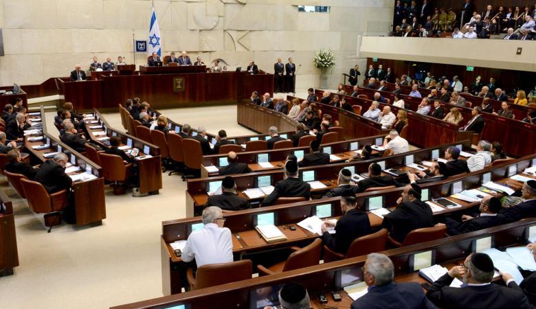 مشروع قانون في الكنيسيت للاستيلاء على ملايين الدولار من عوائد ضرائب السلطة الفلسطينية