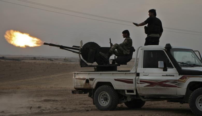 عشرات القتلى في مواجهة دامية بين الجيش السوري وداعش