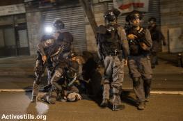 الاحتلال يعتقل 15 مواطناً من الضفة