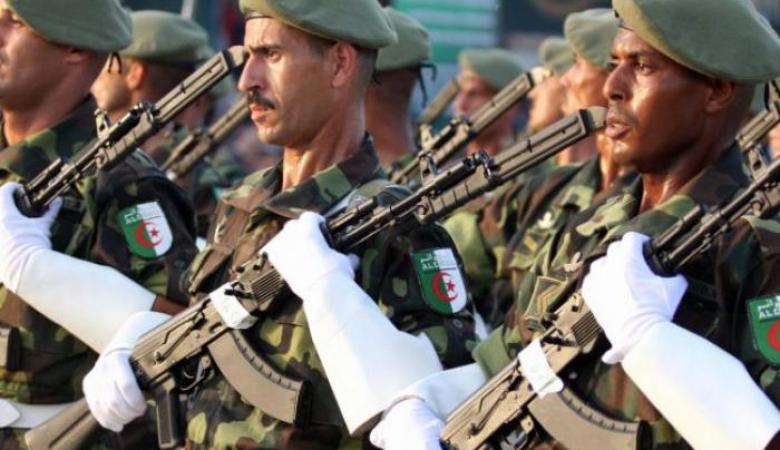 الجيش الجزائري الأقوى في أفريقيا للعام 2016