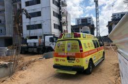 وفاة عامل سقط من ارتفاع خلال عمله في البناء بحيفا
