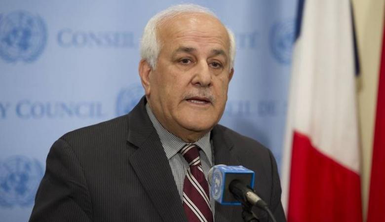فلسطين تبعث 3 رسائل متطابقة إلى الأمم المتحدة