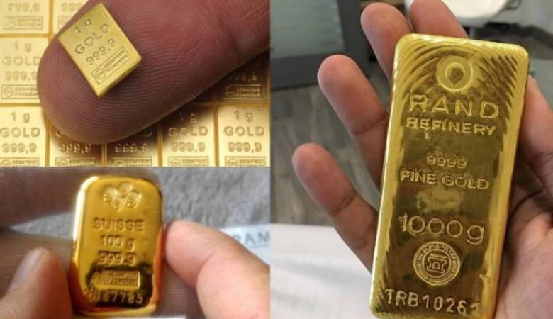 الفلسطينيون يمتلكون 90 طنا من الذهب الخالص