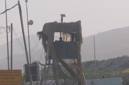 الاحتلال يغلق حاجز حوارة بالاتجاهين