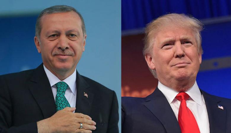 اردوغان : العلاقة مع اميركا ستكون اقوى في عهد ترامب