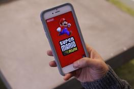 """أخيرا لعبة """"سوبر ماريو"""" على أجهزة """"آبل"""""""