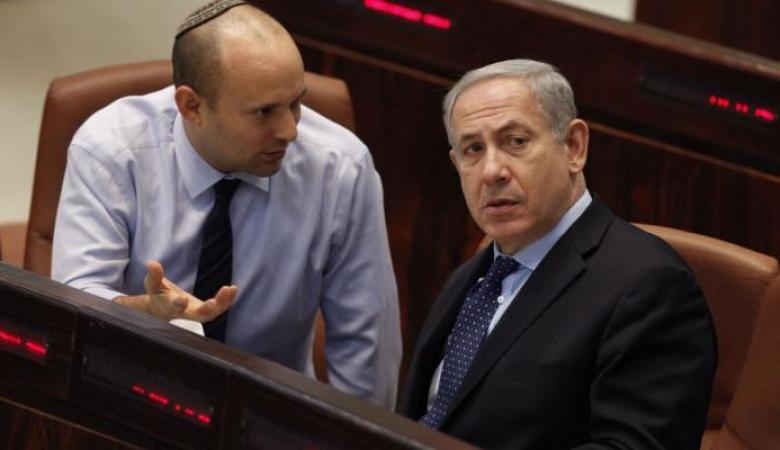 نتنياهو يعيّن نفتالي بينيت وزيرًا للجيش