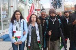 مسيرة مواطن تركي من إسطنبول إلى القدس تصل أنقرة