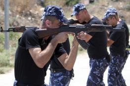 الشرطة الفلسطينية تمكنت من فك لغز 90% من الجرائم