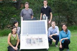 باحثون يتمكنون من تحلية مياه البحر بقوة الشمس