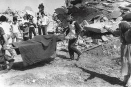 69 سنة على مجزرة الاحتلال في قرية الدوايمة