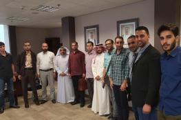الكويت تعتزم التعاقد مع شريحة موظفين فلسطينيين جدد