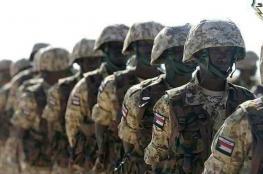 السودان تكشف عن اعداد جنودها في اليمن