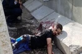 استشهاد شاب برصاص الاحتلال شمال شرق القدس