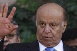 """نجاة الرئيس اليمني من تفجير  لتنظيم """" داعش """" في اليمن"""