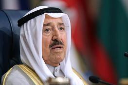 أمير الكويت يدعو لاستخلاص العِبَر مما يجري في المنطقة