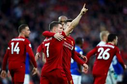 ليفربول يحافظ على صدارة  الدوري الانجليزي بفوزه على ليستر سيتي