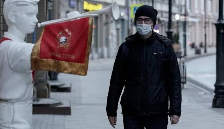 روسيا: انخفاض معدل الإصابات اليومية بفيروس كورونا