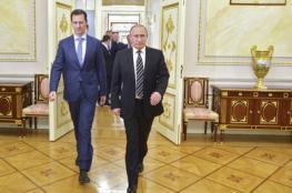 هل قررت موسكو التخلي عن بشار الأسد؟
