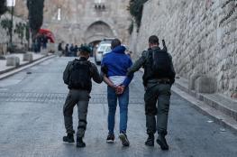 """الاحتلال اعتقل """"569 """" فلسطينيا خلال الشهر الماضي"""