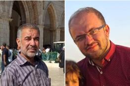 """الاحتلال يعتقل القيادي في حماس """"نزيه ابو عون """" ونجله اسلام"""