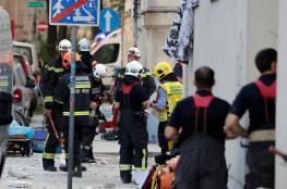"""انفجار هائل يهز عاصمة النمسا """"فيينا """""""