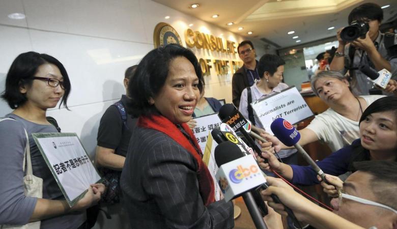 وفاة سفيرة الفلبين في لبنان بفيروس كورونا