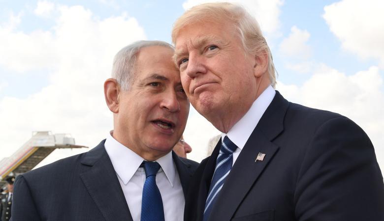 نتنياهو: ترامب دخل تاريخ القدس إلى الأبد.. وهذه أجمل هدية قبل احتفالات الاستقلال!