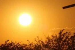 الطقس: أجواء حارة حتى نهاية الأسبوع