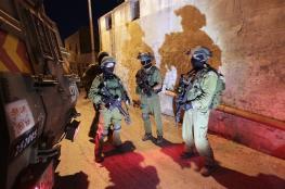 """الاحتلال يعتقل """" 24 """" مواطناً من الضفة الغربية"""