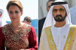 معركة قضائية ..خطوة جديدة من الأميرة الاردنية بحق حاكم دبي