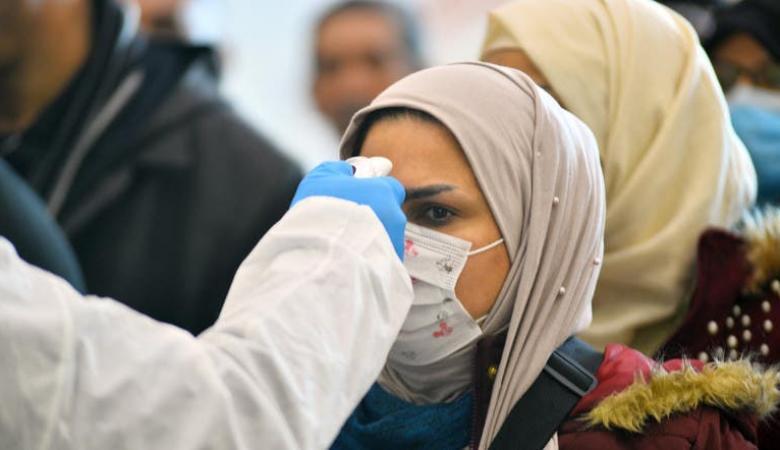 """الصحة تنفي وجود إصابة بـ""""كورونا"""" بمجمع فلسطين الطبي"""